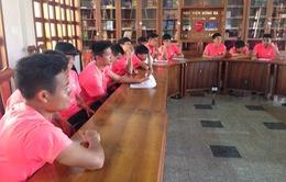 U19 Việt Nam bắt đầu hành trình tập huấn châu Âu tại Anh quốc