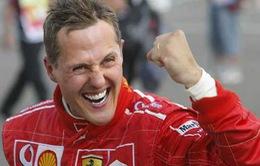 Schumacher vinh dự được đặt tên ở cuộc đua Bahrain