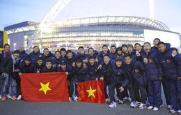U19 Việt Nam và đêm khó quên tại Wembley