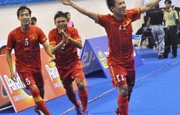"""Giải VĐ Futsal toàn quốc và """"hiệu ứng"""" đến từ VCK Futsal châu Á"""