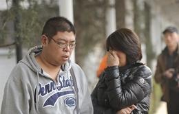 Vụ máy bay MH370 mất tích: Nhiễu loạn thông tin, thân nhân hành khách tức giận