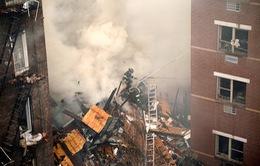 """Thị trưởng TP New York: Vụ nổ sập 2 tòa chung cư là """"thảm kịch tồi tệ nhất"""""""