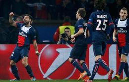 VIDEO: Thắng dễ Bayer Leverkusen, PSG giành vé chơi tứ kết Champions League