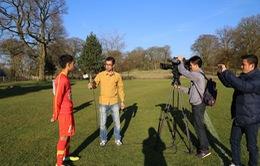 """Ê-kíp VTV và hành trình song hành cùng U19 VN: """"Chưa từng thấy đội bóng nào ngoan đến thế!"""""""