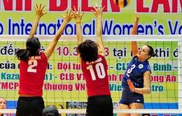 ĐT Bóng chuyền trẻ nữ VN và những thu hoạch sau giải VTV Bình Điền