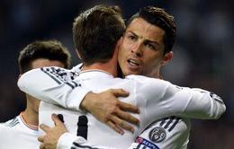 VIDEO: Thắng nhàn Schalke, Real giành vé vào tứ kết Champions League