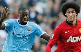 Những con số ấn tượng trước trận derby Manchester