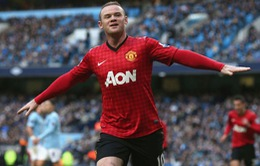 Bên lề derby thành Manchester Rooney - Cầu thủ của những thời khắc thiên tài