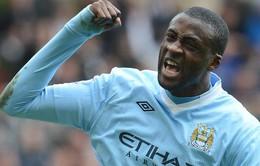 Bên lề derby thành Manchester: Yaya Toure - Đơn giản tối đa là hiệu quả tuyệt đối