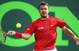 """Miami Masters: Ferrer và Wawrinka """"rủ nhau"""" làm khán giả sau vòng 4"""