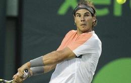 Miami Masters: Nadal tiến gần giấc mơ chinh phục giải Masters còn thiếu