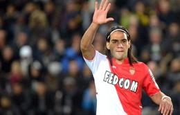 """""""Mãnh hổ"""" Falcao im lặng trước thông tin gia nhập Real Madrid"""