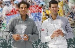 """Lần thứ 4 """"ôm hận"""" tại Miami Masters, Nadal thừa nhận """"dưới cơ"""" đối thủ"""