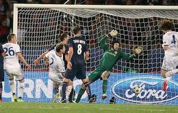 PSG 3-1 Chelsea: Công chưa kịp làm, thủ đã phá xong (VIDEO)