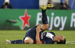 Tin dữ cho PSG: Ibra lỡ trận tái đấu Chelsea