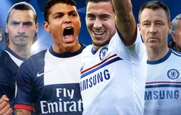 PSG - Chelsea: Khi công mạnh đụng thủ cường