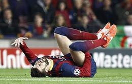 Barca đón tin dữ: Pique nghỉ thi đấu 1 tháng