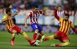 Atletico Madrid - Barcelona: Cờ đến tay có phất? (1h45, ngày 10/04)