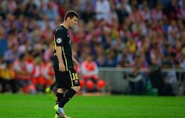 """Cú ngã của Barcelona: Messi bạc nhược và cái """"sai"""" của Neymar"""