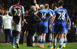 """Mourinho nhận án phạt vì """"vạ miệng"""""""