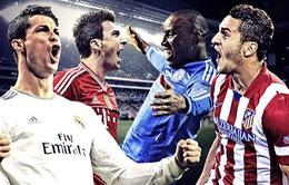 Bán kết Champions League: Những màn tao ngộ duyên nợ