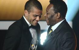 Nếu được trẻ lại, Pele sẽ khoác áo Barcelona