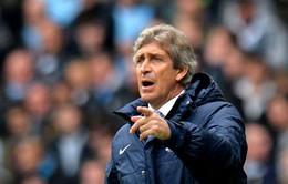 HLV Pellegrini tự tin: Kém Liverpool 7 điểm không phải vấn đề