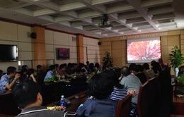 Trao giải Tác phẩm hay Quý I/2014 Ban Khoa giáo: Nhiều đổi mới về nội dung và cách thức thể hiện