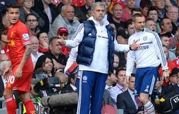 """Hạ Liverpool, Mou vẫn """"chơi chiêu"""": Chelsea chỉ xếp hạng 3"""