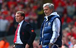 """Hậu đại chiến, Mourinho và B.Rodgers """"gương vỡ lại lành"""""""