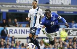 """Everton 2-3 Man City: 3 điểm quý hơn vàng cho Man """"xanh"""""""