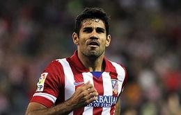 """Diego Costa chưa chắc gia nhập Chelsea trong """"chợ Hè"""""""