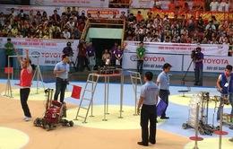 Khai mạc Robocon 2014: Lộ diện ngay ứng viên nặng kí cho chức vô địch