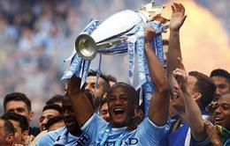 """Vô địch Premier League, sao Man CIty """"nổ"""" ầm ầm"""