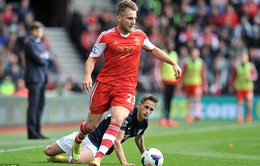 Luke Shaw nhất trí gia nhập Man Utd với mức giá 27 triệu bảng