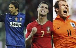 ĐTQG Hà Lan, Italy, BĐN chốt danh sách dự World Cup 2014: Không nhiều xáo trộn