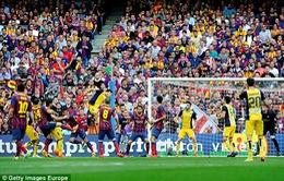 """Iniesta thừa nhận Barca """"dưới cơ"""" Atletico Madrid"""