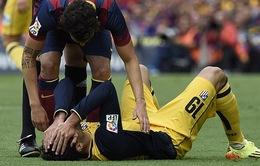 Atletico Madrid trả giá đắt cho chức vô địch La Liga