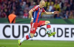 """""""Dứt điểm"""" Toni Kroos, Louis van Gaal bắt đầu chuyển hướng sang Robben"""