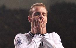 Tottenham hết thiết tha Soldado