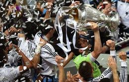 Real Madrid 4-1 Atletico Madrid: Hoàn thành giấc mơ Decima!!!