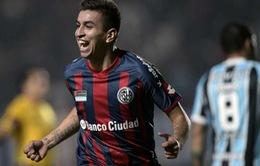 """Vượt mặt Man City, Atletico Madrid sắp có """"ngọc thô"""" Angel Correa"""