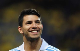 Chủ tịch Real phủ nhận liên hệ với Aguero