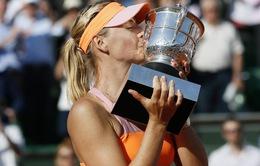 Tự làm khó mình, Maria Sharapova vẫn đăng quang Roland Garros 2014