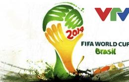 """VTV khóa mã tín hiệu vệ tinh, chống """"tràn sóng"""" World Cup 2014"""
