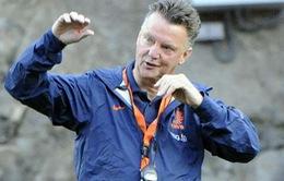 """HLV Van Gaal tin Hà Lan sẽ """"làm nên chuyện"""" tại World Cup 2014"""