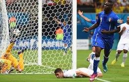 """Anh 1-2 Italy: Tam Sư vướng """"đá tảng"""", bảng """"tử thần"""" hứa hẹn hấp dẫn"""