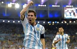 Argentina 2-1 Bosnia: 3 điểm nhọc nhằn