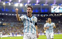 """Bảng F World Cup: """"Quan tòa"""" Argentina (23h00, 25/06, VTV3 & VTV6)"""