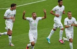 """Algeria dè chừng Nga trước trận """"chung kết"""" lịch sử"""